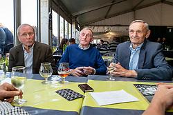 Lenaerts Louis, , Vereecke , Van Dijck Marcel, BEL<br /> Ronde tafelgesprek hengstenhouders<br /> © Hippo Foto - Dirk Caremans<br /> 19/04/2019
