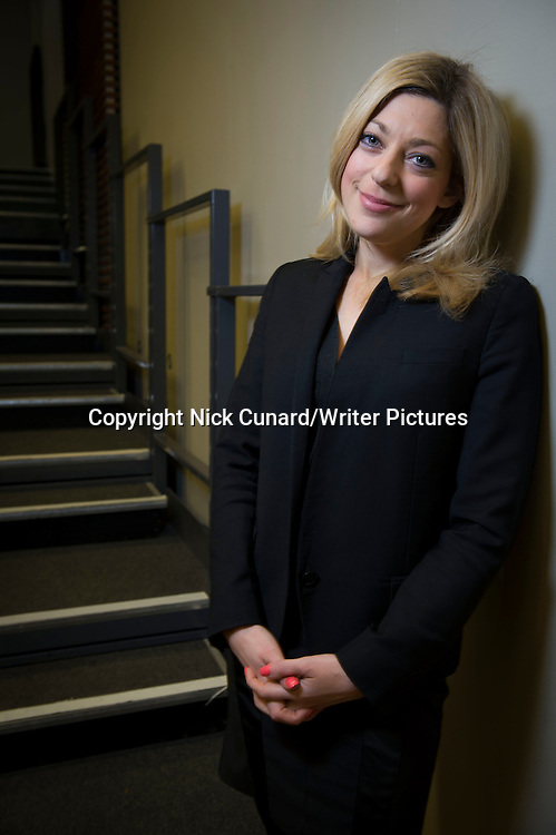 Charlotte Harris, Partner in Mishcon de Reya<br /> 6th December 2012<br /> <br /> Picture by  Nick Cunard/Writer Pictures<br /> <br /> WORLD RIGHTS