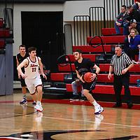 Men's Basketball: University of Wisconsin, River Falls Falcons vs. University of Wisconsin, Whitewater Warhawks
