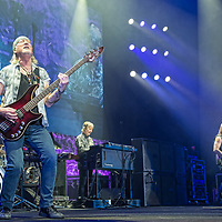 Deep Purple in concert at the SSE Hydro, Glasgow, Scotland, Britain 22nd November 2017