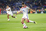 Terrier Martin of Lyon during the French championship L1 football match between Olympique Lyonnais and Amiens on August 12th, 2018 at Groupama stadium in Decines Charpieu near Lyon, France - Photo Romain Biard / Isports / ProSportsImages / DPPI