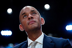 © Licensed to London News Pictures . 16/09/2019. Bournemouth, UK. CHUKA UMUNNA listening to Ed Davey's speech during the Liberal Democrat Party Conference at the Bournemouth International Centre . Photo credit: Joel Goodman/LNP