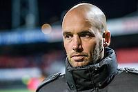 ROTTERDAM - Excelsior - Willem II , Voetbal , Eredivisie , Seizoen 2016/2017 , Stadion Woudestein , 25-02-2017 , Excelsior Trainer coach Mitchell van der Gaag