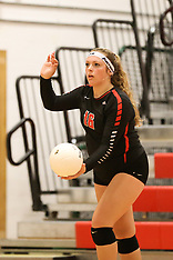 10/06/18 HS VB Bridgeport vs. Philip Barbour