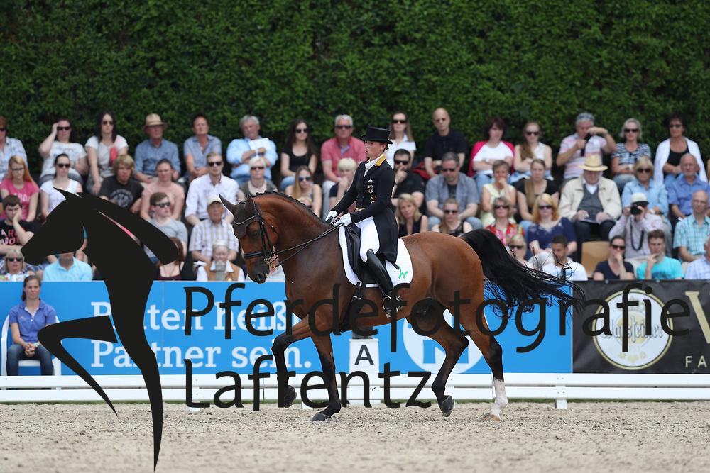 Werth, Isabell (GER) Emilio<br /> Balve - Optimum 2016<br /> © Stefan Lafrentz