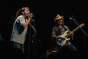 Southside Johnny & The Ashbury Jukes performing at the Carolina Theatre, Durham, NC
