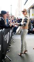 Iggy Azalea, Celebrity sightings in London, 18 September 2014, Photo by Mike Webster