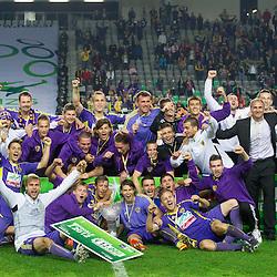 20120523: SLO, Football - Hervis Cup, Final, NK Celje vs NK Maribor in Stozice