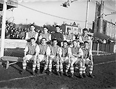 1955 - St. Patrick Athletic v Cork at Chapelizod