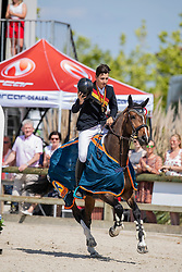 Philippaerts Thibault, BEL, Nothern Comme Plot<br /> Belgisch Kampioenschap - Azelhof 2019<br /> © Hippo Foto - Dirk Caremans