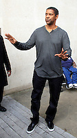 Denzel Washington, Celebrity sightings in London, 18 September 2014, Photo by Mike Webster