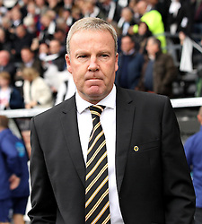 Wolverhampton Wanderers Manager Kenny Jackett - Mandatory byline: Robbie Stephenson/JMP - 07966 386802 - 18/10/2015 - FOOTBALL - iPro Stadium - Derby, England - Derby County v Wolverhampton Wanderers - Sky Bet Championship