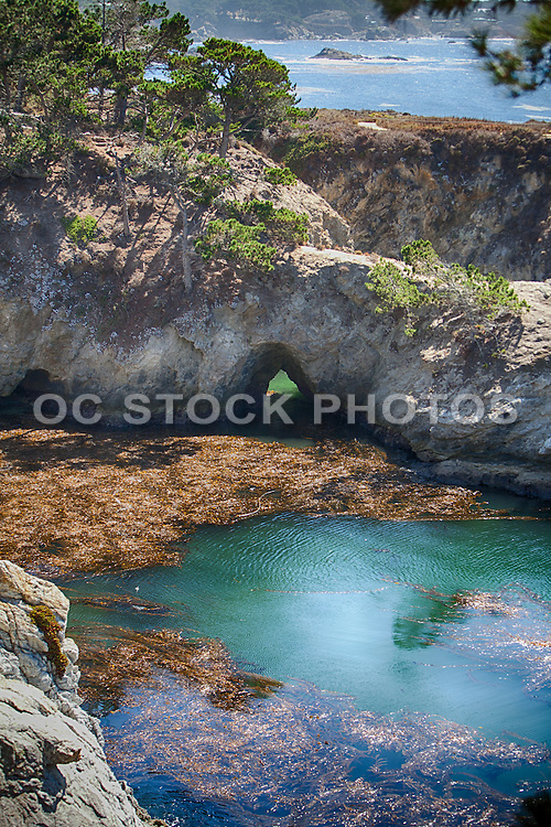China Cove at Point Lobos Natural Reserve