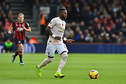 Fred (17) of Manchester United on the attack during the Premier League match between Bournemouth and Manchester United at the Vitality Stadium, Bournemouth, England on 3 November 2018.