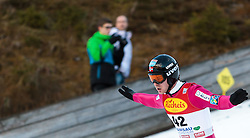 19.12.2015, Nordische Arena, Ramsau, AUT, FIS Weltcup Nordische Kombination, Langlauf, im Bild Joergen Graabak (NOR) // Joergen Graabak of Norway during Cross Country Competition of FIS Nordic Combined World Cup, at the Nordic Arena in Ramsau, Austria on 2015/12/19. EXPA Pictures © 2015, PhotoCredit: EXPA/ JFK