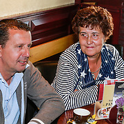 NLD/Volendam/20130523 - CD presentatie Monique Smit & Tim Douwsma, ouders