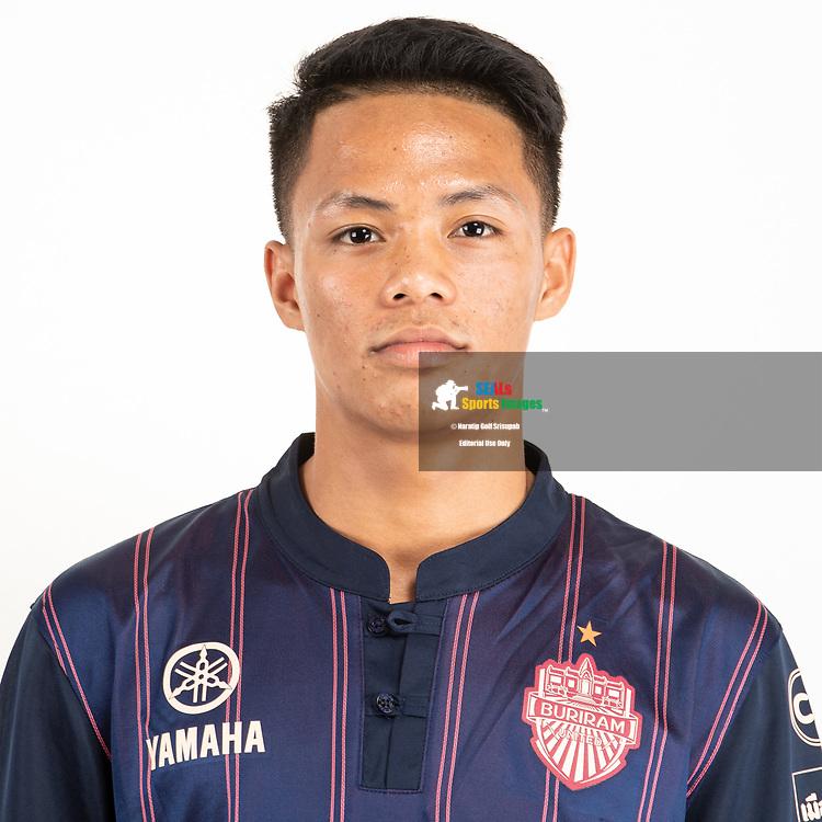 THAILAND - JUNE 26: Kiattisak Hansena #74 of Buriram United on June 26, 2019.<br /> .<br /> .<br /> .<br /> (Photo by: Naratip Golf Srisupab/SEALs Sports Images/MB Media Solutions)