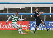 Nadir Ciftci and Liam Gibb - Celtic v Dundee - Development League at Cappielow<br /> <br />  - &copy; David Young - www.davidyoungphoto.co.uk - email: davidyoungphoto@gmail.com