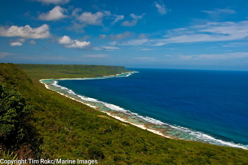 Guam's Pati Point Marine Preserve Area