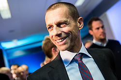 Aleksander Ceferin, president of UEFA during Traditional New Year party of of the Slovenian Football Association - NZS, on December 20, 2018 in Gospodarsko razstavisce, Ljubljana, Slovenia. Photo by Vid Ponikvar / Sportida