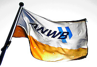 Naarden - ANWB vlag Golfbaan Naarderbos