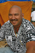 Pitcairn Island, Fletcher Christian descendant (editorial use only, Not model released)<br />