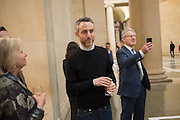 PABLO BRONSTEIN, Historical Dances in an  antique setting., Pable Bronstein. Annual Tate Britain Duveens commission.  London. 25 April 2016