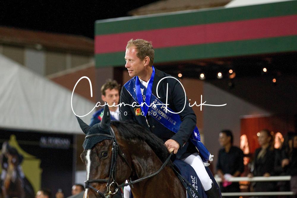 Rolf G&ouml;ran Bengtsson (SWE) <br /> Final Global Champions Tour - Abu Dhabi 2012<br /> &copy; Hippo Foto - Cindy Voss