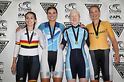 during the 2019 Vantage Elite and U19 Track Cycling National Championships at the Avantidrome in Cambridge, New Zealand on Friday, 08 February 2019. ( Mandatory Photo Credit: Dianne Manson )