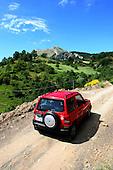 Parco Nazionale del Pollino itinerario turistco