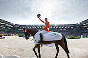 Jeroen Dubbeldam - Zenith SFN<br /> Alltech FEI World Equestrian Games™ 2014 - Normandy, France.<br /> © DigiShots