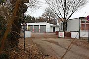 Ludwigshafen. 25.01.17 | BILD- ID 004 |<br /> Parkinsel. Feuerwehr Gerätehaus der Freiwilligen Feuerwehr soll Neubauten weichen. <br /> Bild: Markus Proßwitz 25JAN17 / masterpress
