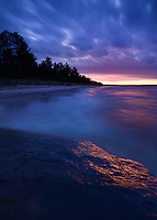 Miner's Beach<br /> Pictured Rocks National Lakeshore