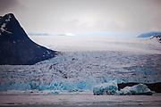 Kongbreen glacier, Kongsfjord, Ny Alesund, Svalbard