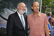Director Rob Reiner and Anthony Edwards are seen at the Flipped premier screening at the Hilbert Theater in Indianapolis, Indiana..Entertainment Photography by Michael Hickey