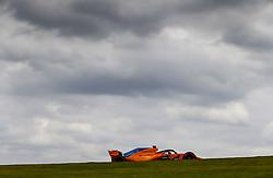 November 10, 2018 - Sao Paulo, Brazil - Motorsports: FIA Formula One World Championship 2018, Grand Prix of Brazil World Championship;2018;Grand Prix;Brazil ,  #2 Stoffel Vandoorne (BEL, McLaren Honda) (Credit Image: © Hoch Zwei via ZUMA Wire)