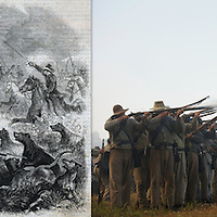 South Carolina, 1864 / Maryland, 2012