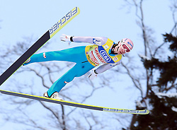 29.01.2011, Mühlenkopfschanze, Willingen, GER, FIS Skijumping Worldcup, Team Tour, Willingen, im Bild MARTIN KOCH. // during FIS Skijumping Worldcup, Team Tour, willingen, EXPA Pictures © 2011, PhotoCredit: EXPA/ Newspix/ JERZY KLESZCZ +++++ATTENTION+++++ - FOR AUSTRIA (AUT), SLOVENIA (SLO), SERBIA (SRB) an CROATIA (CRO), SWISS SUI and SWEDEN SWE CLIENT ONLY