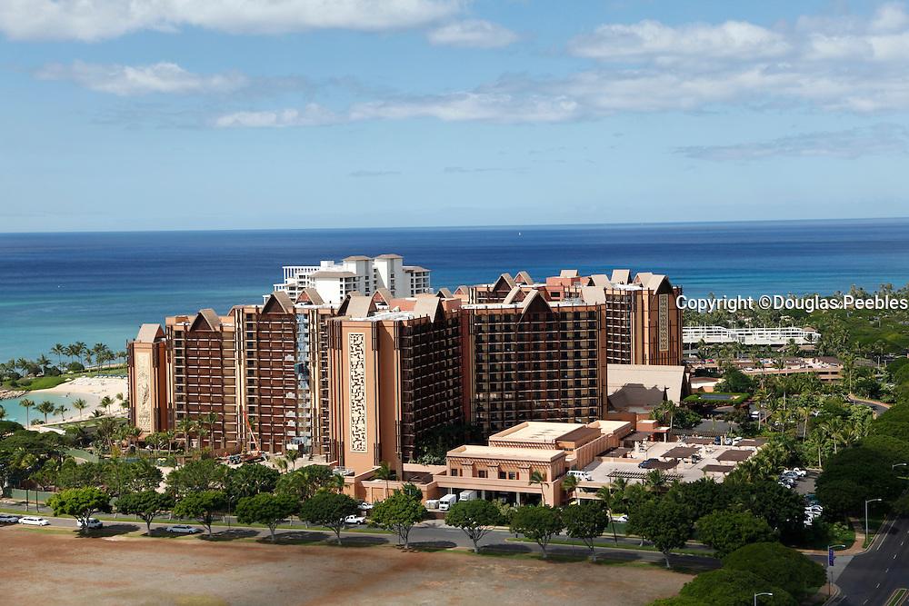 Didney Aulani Resort, Ko'olina Resort. Oahu, Hawaii