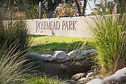 Rosemead Park Monument