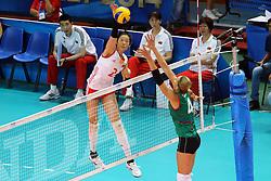 China Zhu Ting spikes