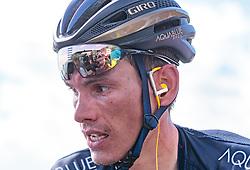 06.07.2017, Kitzbühel, AUT, Ö-Tour, Österreich Radrundfahrt 2017, 4. Etappe von Salzburg - Kitzbüheler Horn (82,7 km/BAK), im Bild Stefan Denifl (AUT, Aqua Blue Sport) // Stefan Denifl (AUT, Aqua Blue Sport) during the 4th stage from Salzburg - Kitzbueheler Horn (82,7 km/BAK) of 2017 Tour of Austria. Kitzbühel, Austria on 2017/07/06. EXPA Pictures © 2017, PhotoCredit: EXPA/ JFK