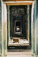 Inside Angkor Wat Temples, Siem Reap Cambodia