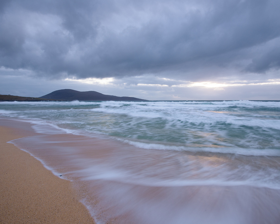 Beach at Borvemore, Harris, Scotland