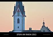 Kalender Stein am Rhein 2013
