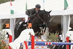 Guery Jerome, BEL, Kel'Star Du Vingt Ponts<br /> Final Belgium Championships<br /> Zangersheide FEI World Cup Breeding Jumping<br /> <br /> 15/09/18