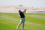 Zander Lombard (RSA) on the 9th during Round 3 of the Oman Open 2020 at the Al Mouj Golf Club, Muscat, Oman . 29/02/2020<br /> Picture: Golffile | Thos Caffrey<br /> <br /> <br /> All photo usage must carry mandatory copyright credit (© Golffile | Thos Caffrey)