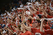 The Kennel Club points the way to a Gonzaga victory over Southern Utah<br /> <br /> Photo by Rajah Bose