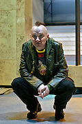 Jan Klata director in TR Warszawa Theater Warsaw Poland photo Piotr Gesicki