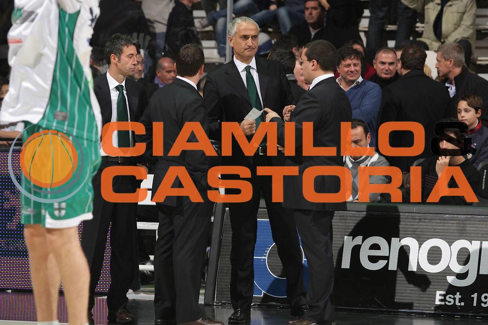 DESCRIZIONE : Bologna Lega A 2009-10 Virtus Bologna Air Avellino<br /> GIOCATORE : Cesare Pancotto Coach<br /> SQUADRA : Air Avellino<br /> EVENTO : Campionato Lega A 2009-2010<br /> GARA : Virtus Bologna Air Avellino<br /> DATA : 22/11/2009<br /> CATEGORIA : Ritratto<br /> SPORT : Pallacanestro<br /> AUTORE : Agenzia Ciamillo-Castoria/G.Ciamillo<br /> Galleria : Lega Basket A 2009-2010 <br /> Fotonotizia : Bologna Campionato Italiano Lega A 2009-2010 Virtus Bologna Air Avellino<br /> Predefinita :